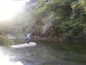 lost creek fly fishing