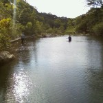 wading lost creek austin